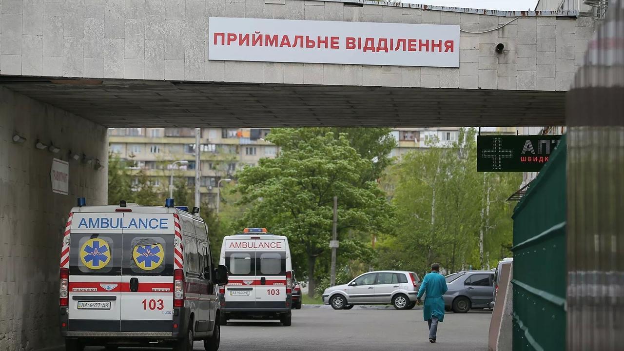 В Одесской области девять детей попали в больницу после отравления