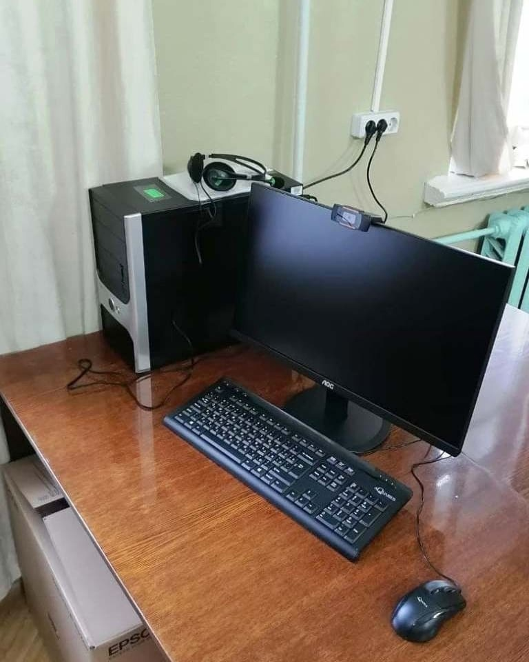 В Берёзовской врачебной амбулатории установили новое оборудование