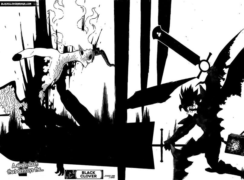 Black Clover Chapter 288, image №13