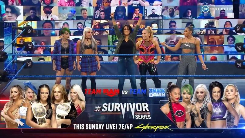 SmackDown 20.11.20, изображение №4