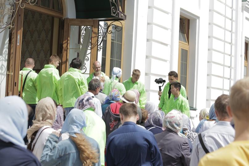 Православные волонтеры «Союза Маринс Групп» оказали помощь в освещении храма в Нижнем Новгороде, изображение №5