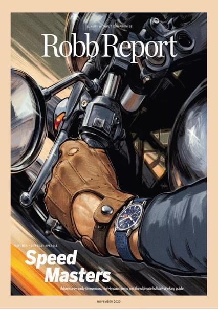 Robb Report USA – November 2020