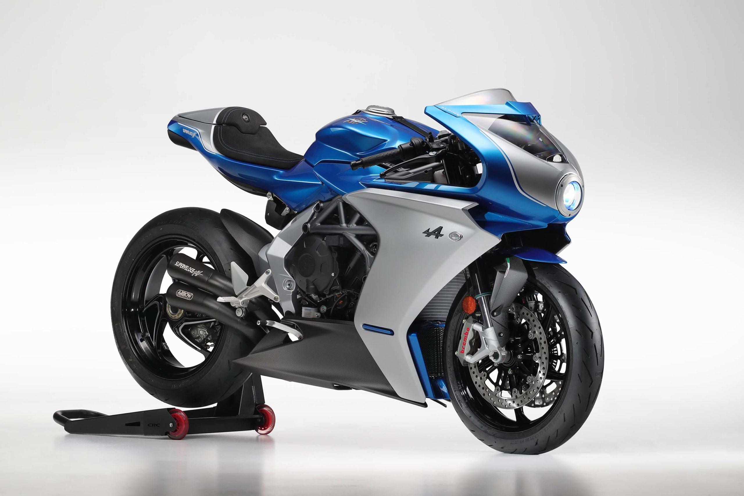 Мотоциклы MV Agusta Superveloce Alpine распродали за 24 часа