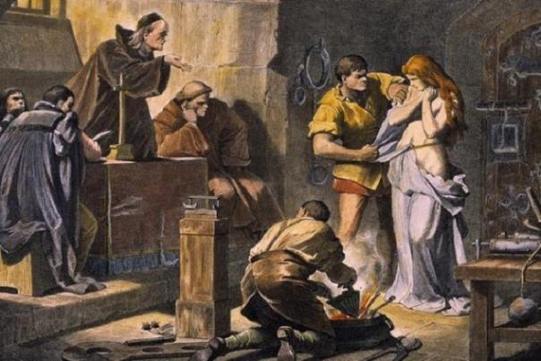 Последняя казнь ведьмы
