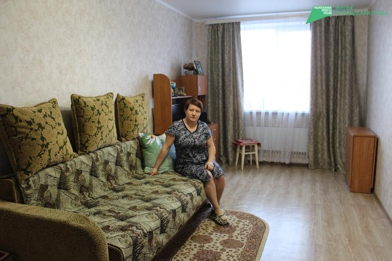 В поселке Каменка 31 человек переехал в новые квартиры благодаря нацпроекту, изображение №2