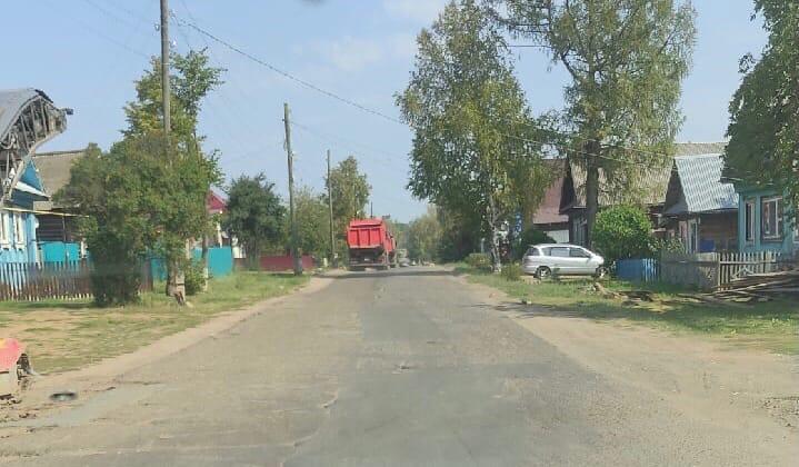 Дождались!На улице Максима Горького начались ремонтные работы.Фото
