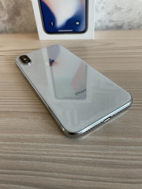 Купить iPhone X на 64 Гб  Face ID, True Tone работают.  | Объявления Орска и Новотроицка №28832