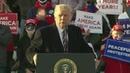 В США на фоне стрельбы и беспорядков стартовало досрочное голосование на выборах президента.