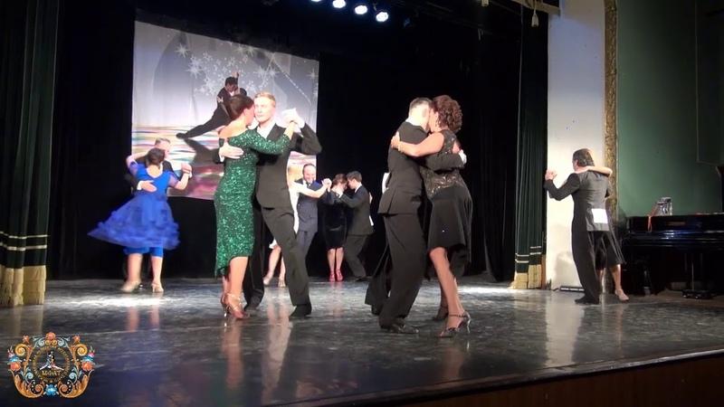 Аргентинское танго 2019 МУЛЬТИ Open Финал