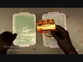Steampunk Tea Glass Holder Podstakannik #ТАВЕРНА_STEAMPUNK