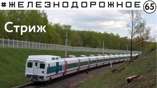 """Полный обзор поезда """"Стриж"""". Все варианты размещения, особенности, история. #Железнодорожное - 65 с."""