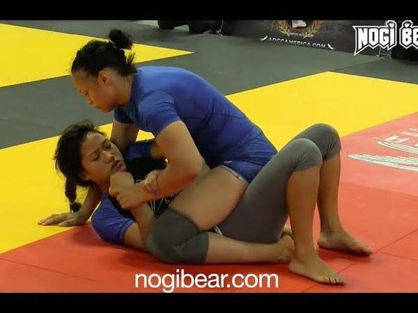 Nogi Bear® Classic @ Girls Grappling Tournament Female Wrestling