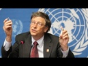 BILL GATES DEMANDS 95% Population Reduction Control Of Big Pharma Forced Vaccinations