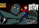 Обзор фигурки Стальной гигант/The Iron Giant(Diamond Select)