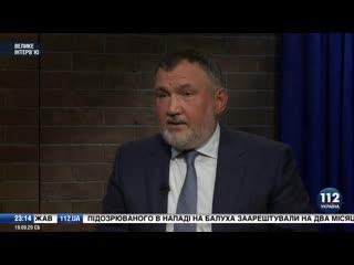 Ренат Кузьмин в Большом интервью