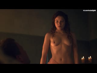 Hanna Mangan-Lawrence Nude - Spartacus: Vengeance (2012) HD 1080p BluRay Watch Online