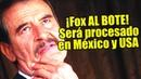 La UIF y la DEA ya investigan a Fox y sus hijos por fraude fiscal y narcolavado