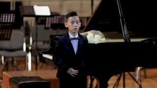 Творческий вечер самого юного композитора Казахстана Нурали Бейсекожа.Программа концерта в описании.