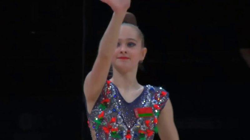 Anna Kamenshchikova - Clubs Final - AGF Junior Trophy 2018
