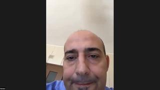 Вебинар с экспертом ФЦИ Mariano Di Chicco