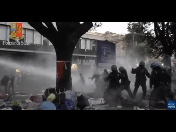 Medien Politiker Polizei behaupten Hatz in Chemnitz Stimmt das so * Italien * Refugees welcome