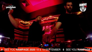 Rampage Radio from Pendulum HQ - Pendulum Trinity