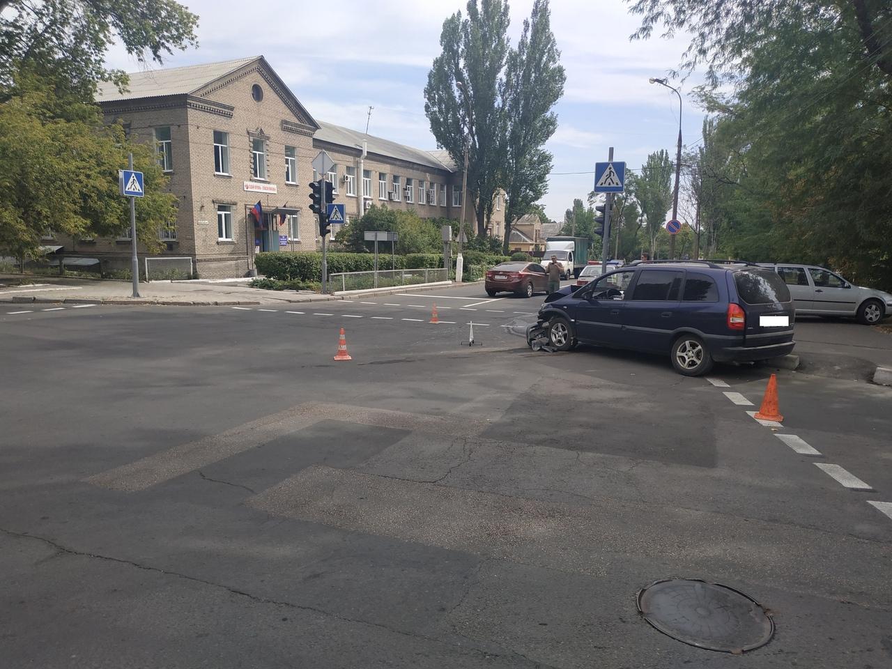 За сутки в Донецке совершено два наезда на пешеходов