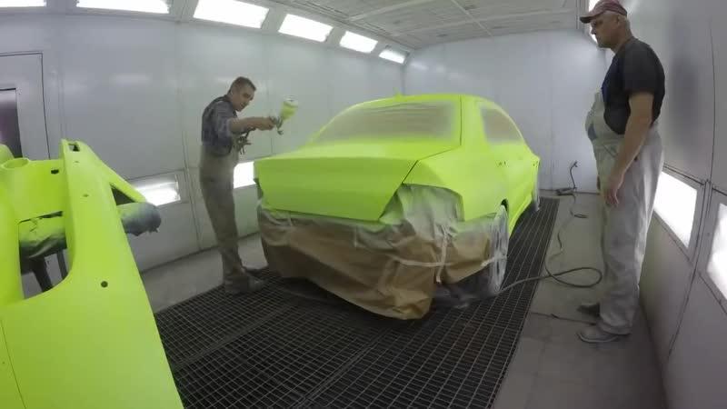 Mitsubishi evolution dempinox