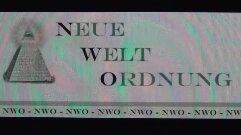 Neue Welt Ordnung in 5 Min erklärt Alte Welt Ordnung ist feudale Aristokratie des Adels