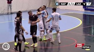 Serie A PlanetWin 365 Futsal   Lollo Caffè Napoli vs S.S. Lazio Highlights