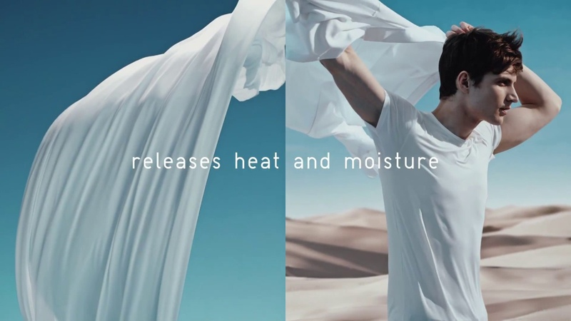 18SS AIRism Comfort Conditioning Technology
