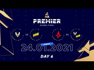 RU Natus Vincere VS Vitality / Затем Astralis С Победителем Матча NAVI VS Vitality / BO3 BLAST Premier Global Final 2021