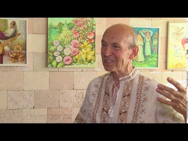 Виставка робіт Євгена Пілюгіна днями відкрилася у Полтаві