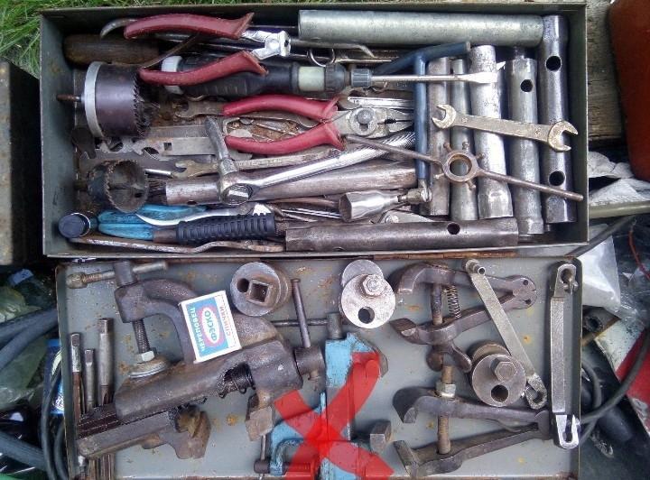 уплю автомобильный инструмент, ключи,   Объявления Орска и Новотроицка №8770