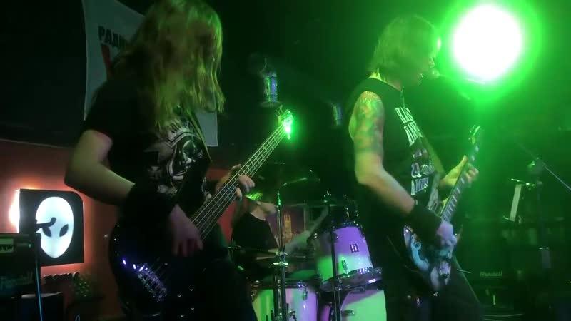 Shelf Highway Star Metal Session 11 12 20