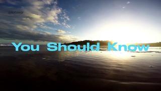 Zubi -  You Should Know  [ Feat Anatu & Ashref ] Video Edit @katawpr