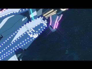 6 серия - Космический линкор Тирамису / Uchuu Senkan Tiramisu [AniDub]