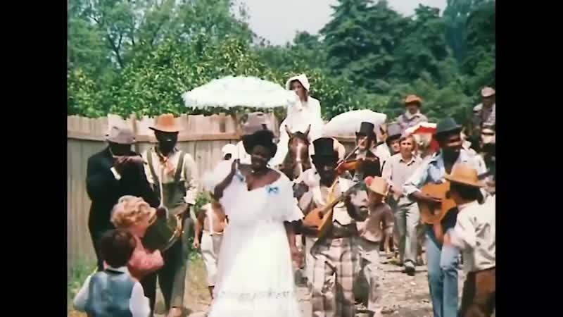 Фрагменты кинофильма Приключения Тома Сойера и Гекльберри Финна. Поют Лариса Долина и Вейланд Родд.