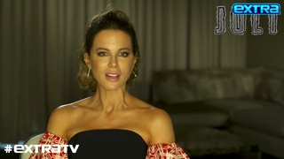 Kate Beckinsale's Big Dating Confession, Plus: She Talks 'Sassy' Role in 'Jolt'