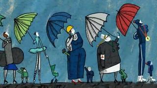 Мультфильм «Моя мама Самолет»