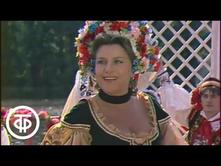 Ф.Легар. Веселая вдова. Серия 1 (1984)