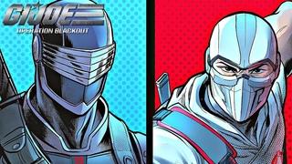 Snake Eyes and Scarlett vs Storm Shadow and Firefly - G.I. Joe Operation Blackout (Mission 9 & 10)