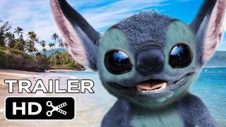 Lilo & Stitch: Live Action (2021) Disney+ Concept Teaser Trailer #1