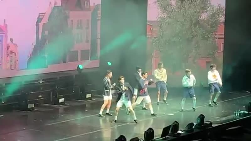 Fancam 05 06 2019 The 3rd World Tour WE ARE HERE in Sydney Honestly Narr Dasom of SISTAR