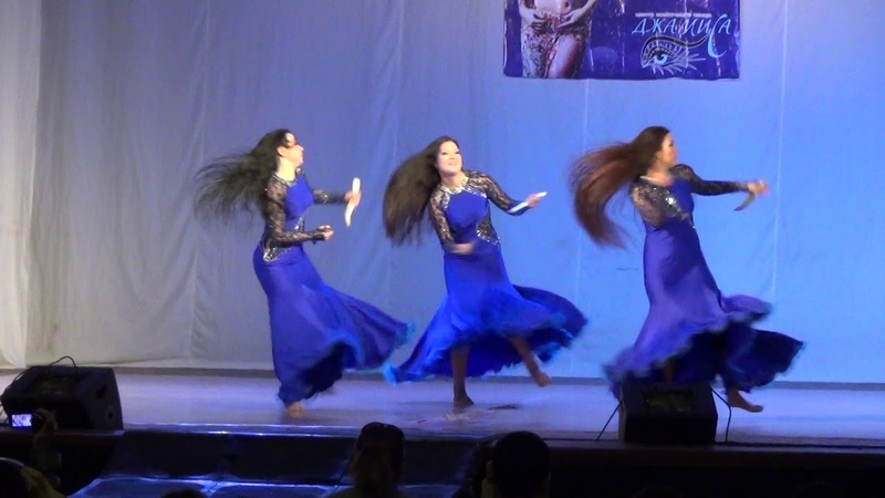 HOT IRAQI KNIFE DANCE / KAWLIYA Ираки с Кинжалами Восточный Танец (Каулия)