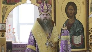 Проповедь епископа Силуана в неделю Крестопоклонную