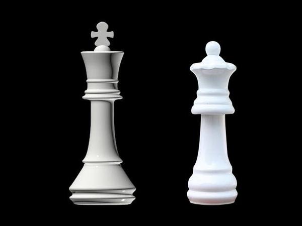 Мат ферзём и королём два способа