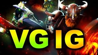 Invictus Gaming vs Vici Gaming - PLAYOFFS - ONE Esports SINGAPORE MAJOR DOTA 2