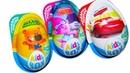 KIDS BOX Киндер сюрприз. Открываем новые яйца Kinder Surprise eggs unboxing kinder Пустой KIDS BOX