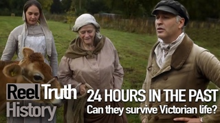 Struggling at the Victorian Coach House (24 Hours in the Past) | Reel Truth History